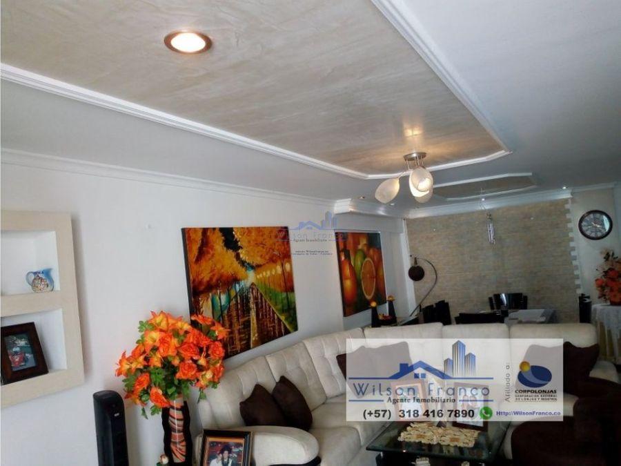 casa en venta conjunto el recreo cartagena