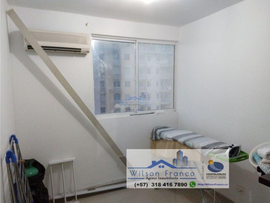 apartamento en venta santa monica cartagena