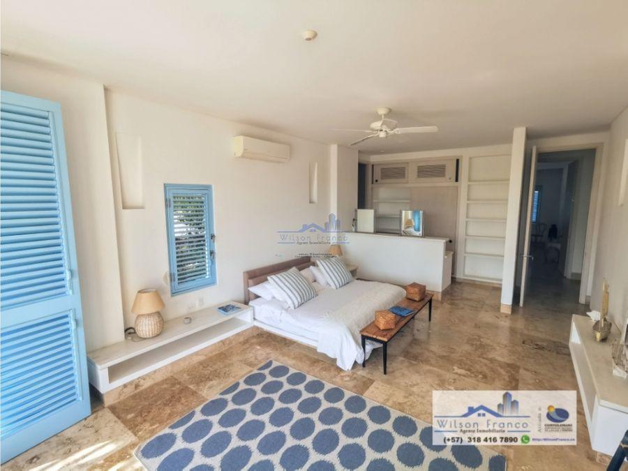 casa en venta condominio isla baru playa privada cartagena