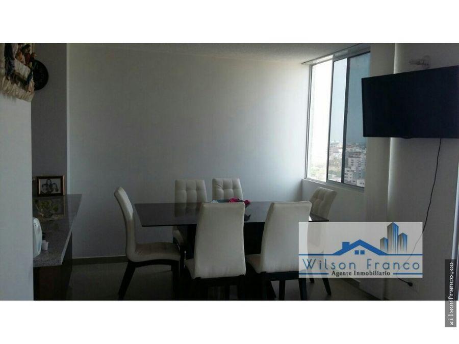 apartamento en venta montebianco cartagena