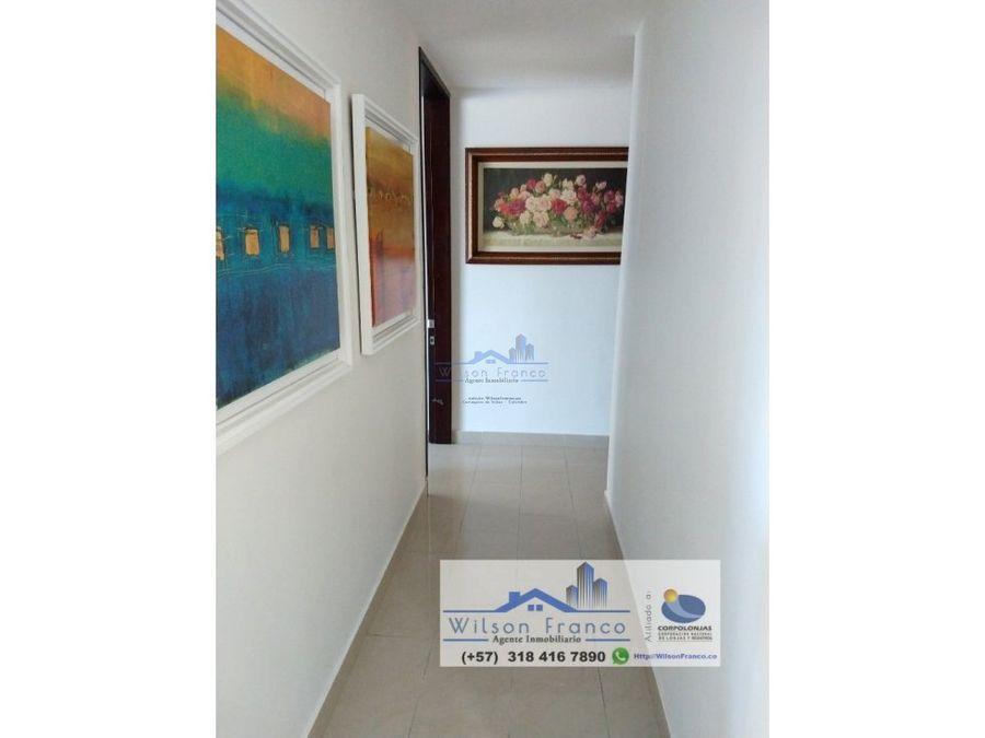 apartamento en venta morros zona norte cartagena