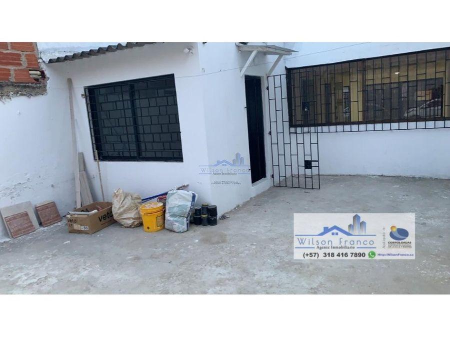 casa en venta urbanizacion los corales cartagena