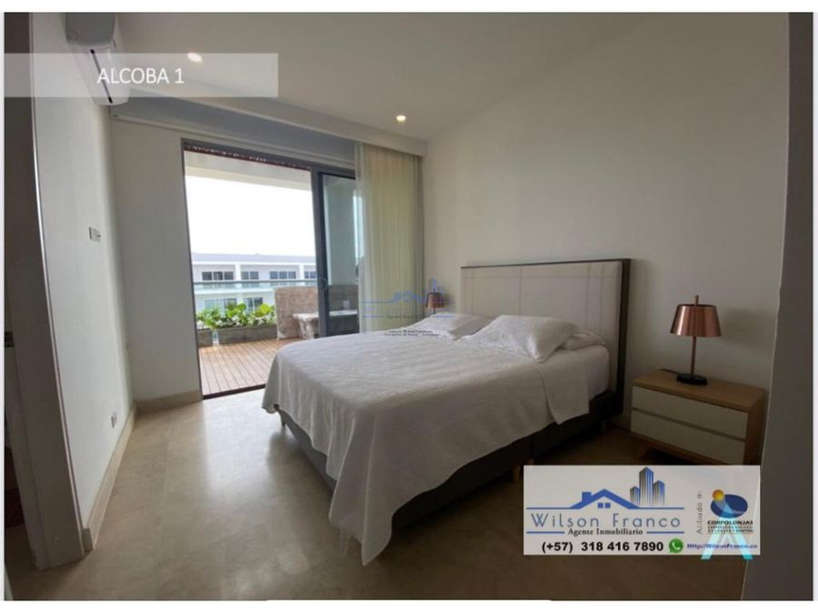apartamento en venta morros serena del mar cartagena