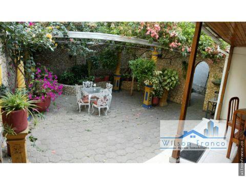 casa en venta pie del cerro cartagena