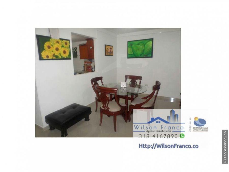 apartamento en venta escallonvilla cartagena