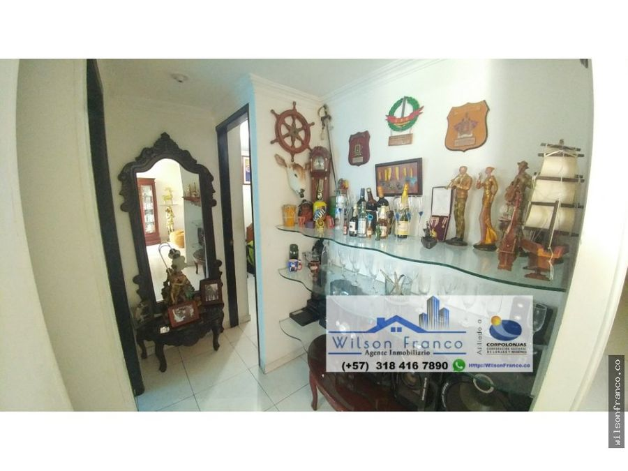 apartamento en venta conjunto en alameda la victoria cartagena