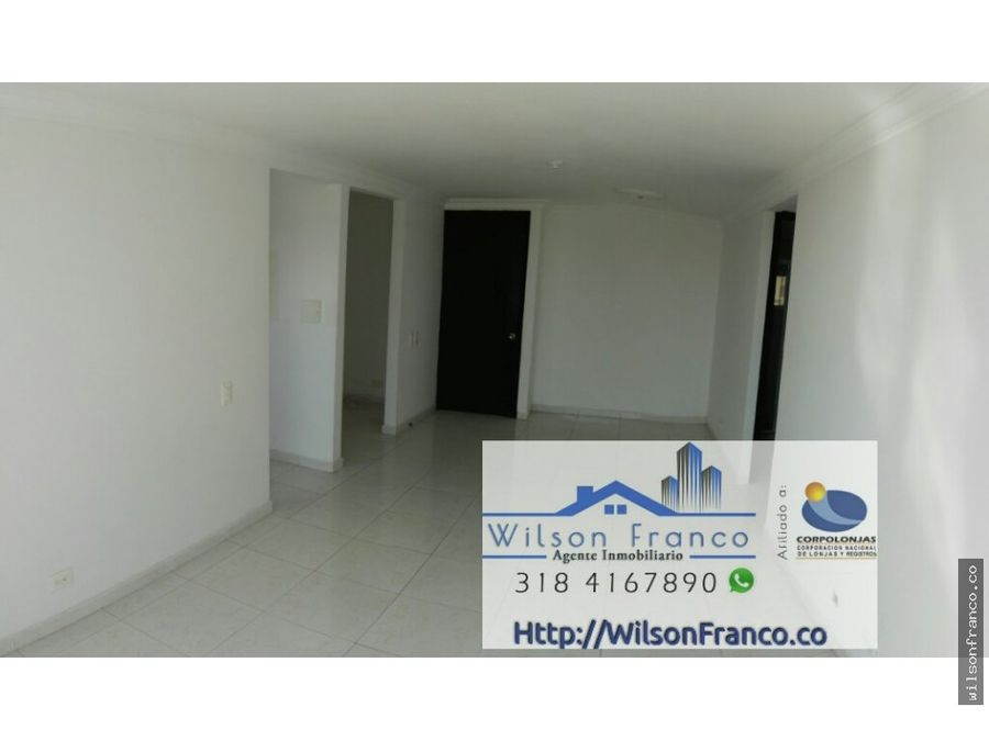 se vende apartamento alameda cartagena