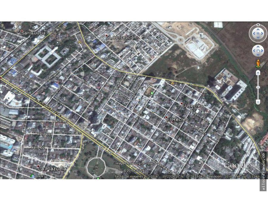 lote terreno en venta providencia cartagena
