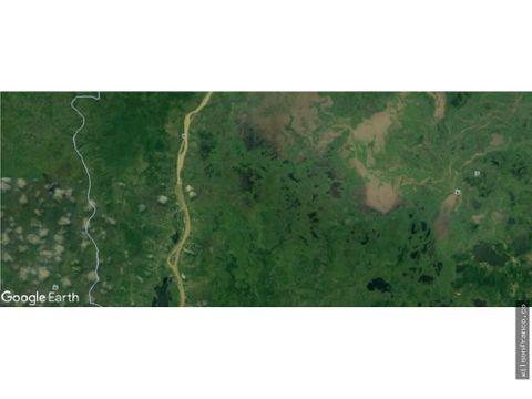 finca en venta terreno rural sur de bolivar