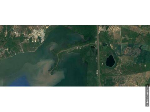 lote terreno playa isla del cobao cartagena