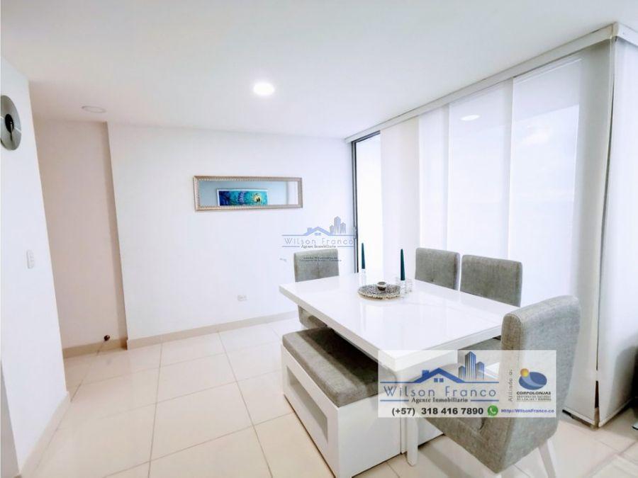 apartamento en venta sector el recreo cartagena