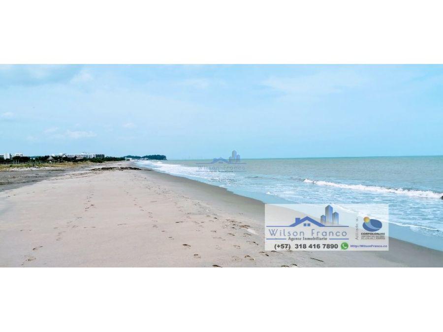 lote en venta condominio manzanillo del mar cartagena