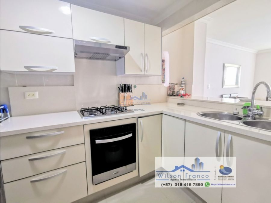 apartamento en venta vista al mar el laguito cartagena