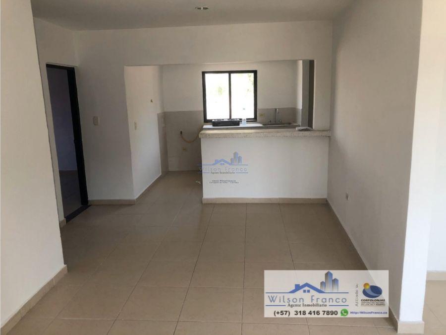 casa en venta dividida en dos apartamentos alto bosque cartagena