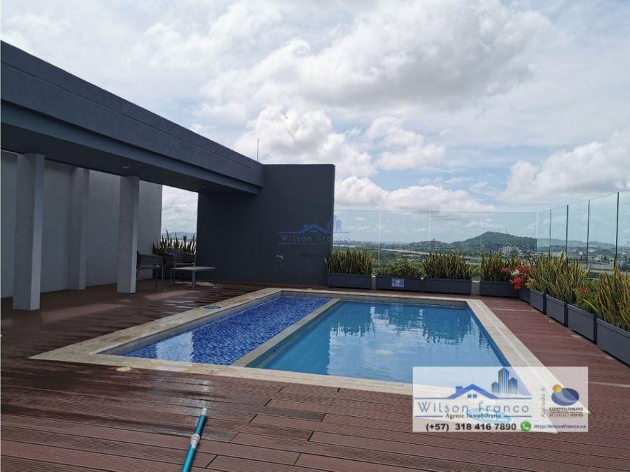 apartamento en venta vista al mar cielo mar crespo cartagena