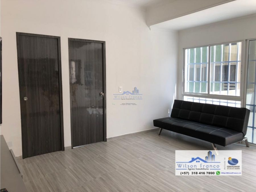 apartamento en venta amoblado crespo cerca al aeropuerto cartagena