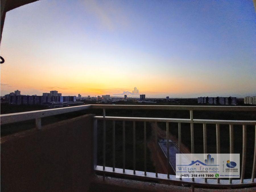 ciudadela parque heredia apartamento en venta cartagena