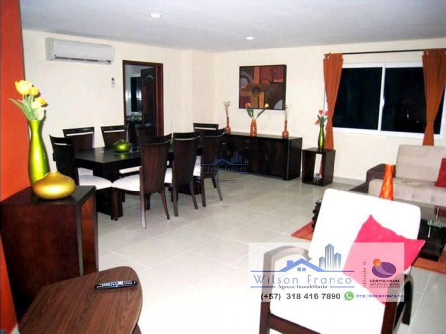 apartamento en venta el laguito cartagena
