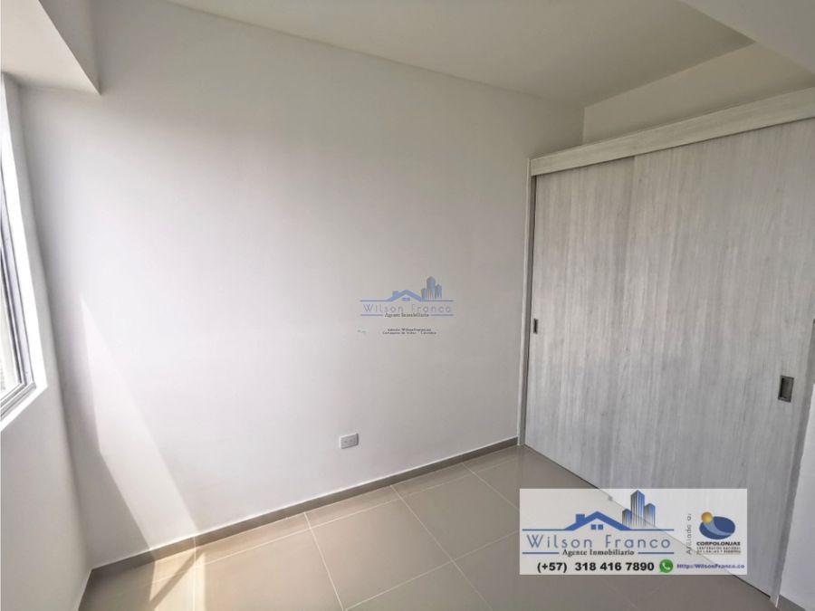 apartamento en venta condominio 54 park club house cartagena