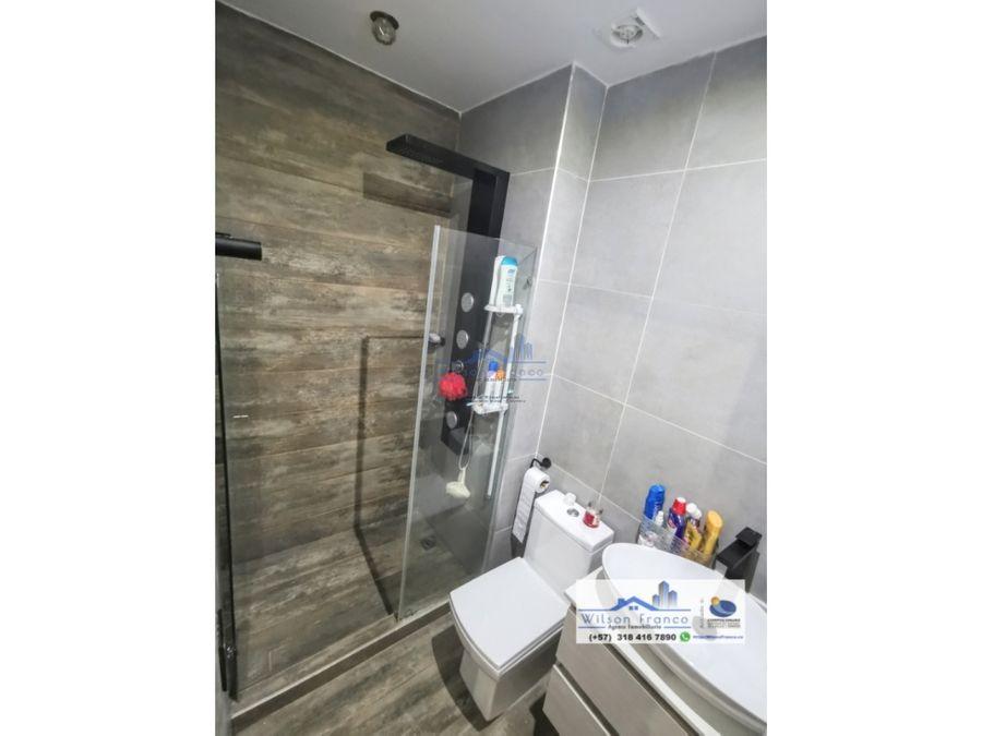 apartamento en venta condominio vista bahia manga cartagena