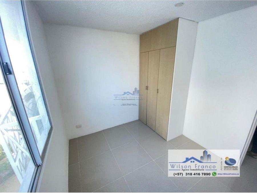 apartamento en venta con garaje condominio el club cartagena