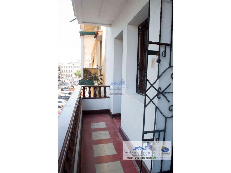 edificio en venta residencial comercial centro historico cartagena