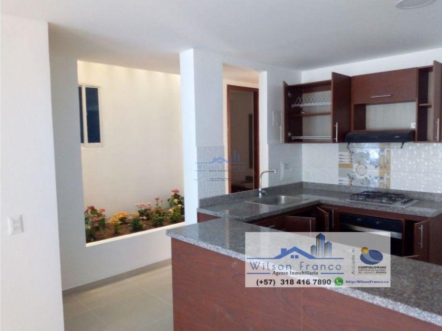 apartamento en venta los alpes cartagena