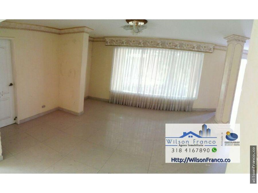 casa en venta mansion terreno 1158m2 cartagena