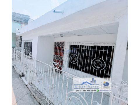 casa en venta barrio paraguay cartagena
