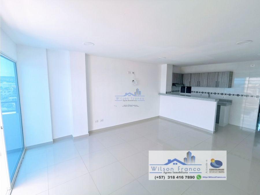 apartamento en venta sector providencia cartagena