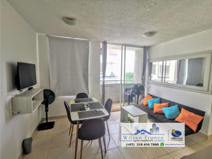 apartamento en venta amoblado parque heredia cartagena