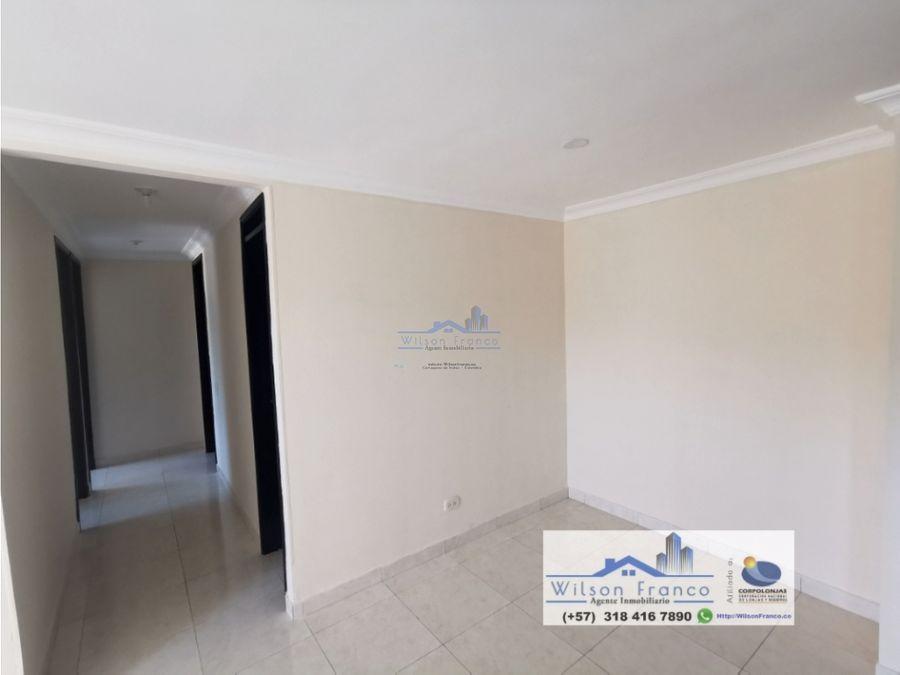 apartamento en venta conjunto cerrado alameda la victoria cartagena