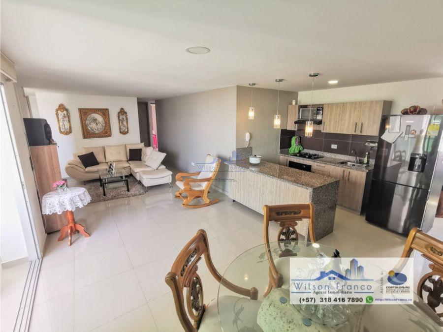 apartamento en venta la concepcion sector el recreo cartagena