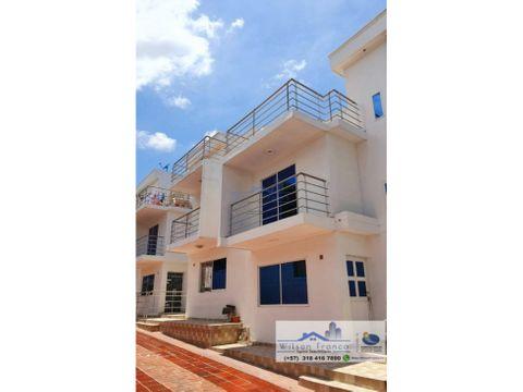 casa en venta urbanizacion la concepcion cartagena