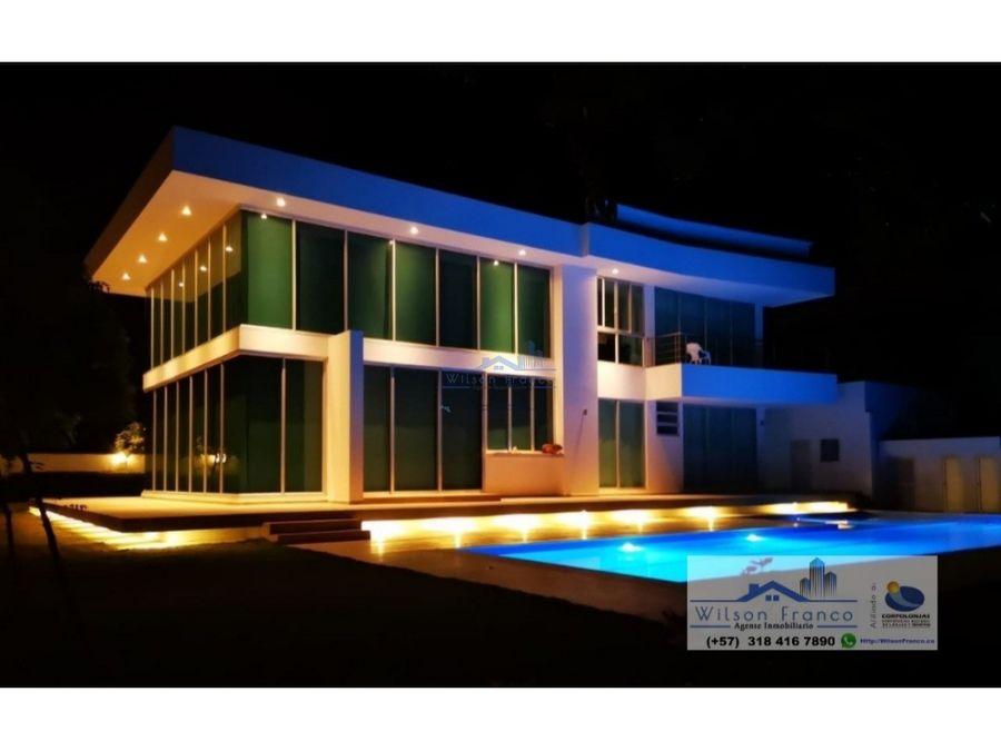 casa de lujo en venta manzanillo del mar cartagena de indias