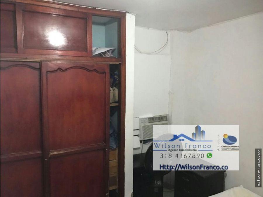 propiedad en venta dos apartamentos cartagena