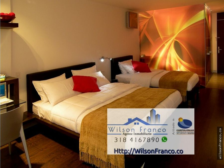 hotel en venta boutique zona turistica cali