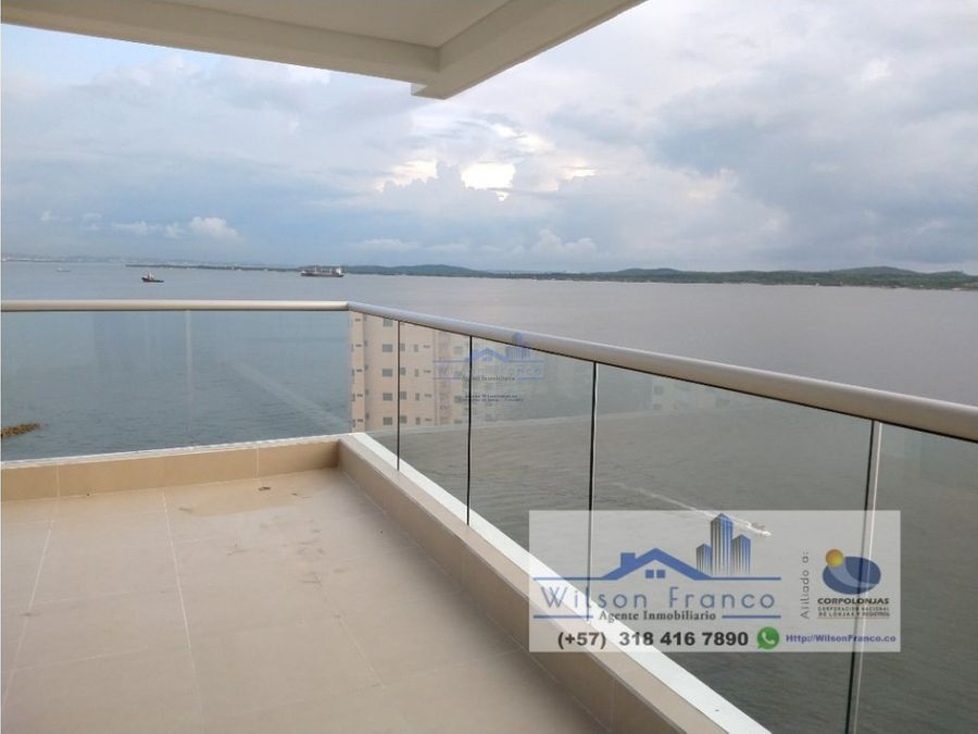 venta apartamento palmetto el laguito cartagena