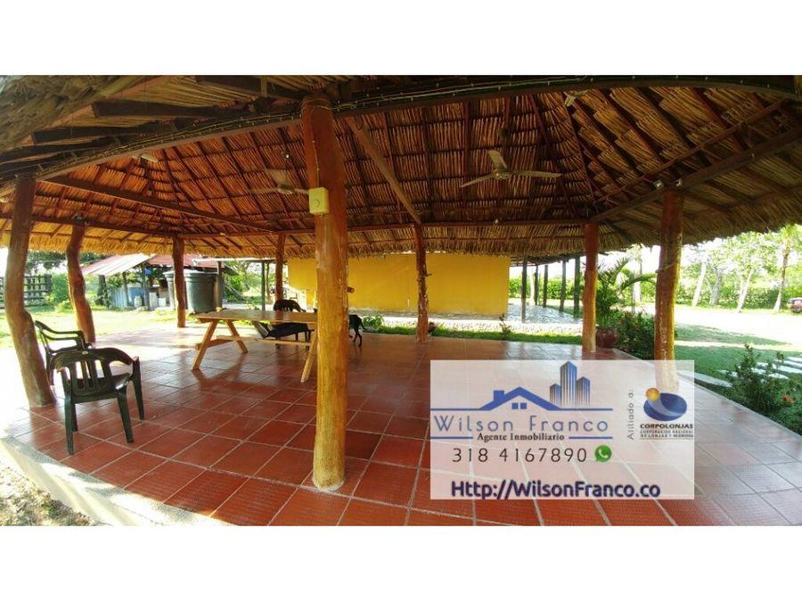 finca terreno en venta santa rosa bolivar cartagena bienes raices