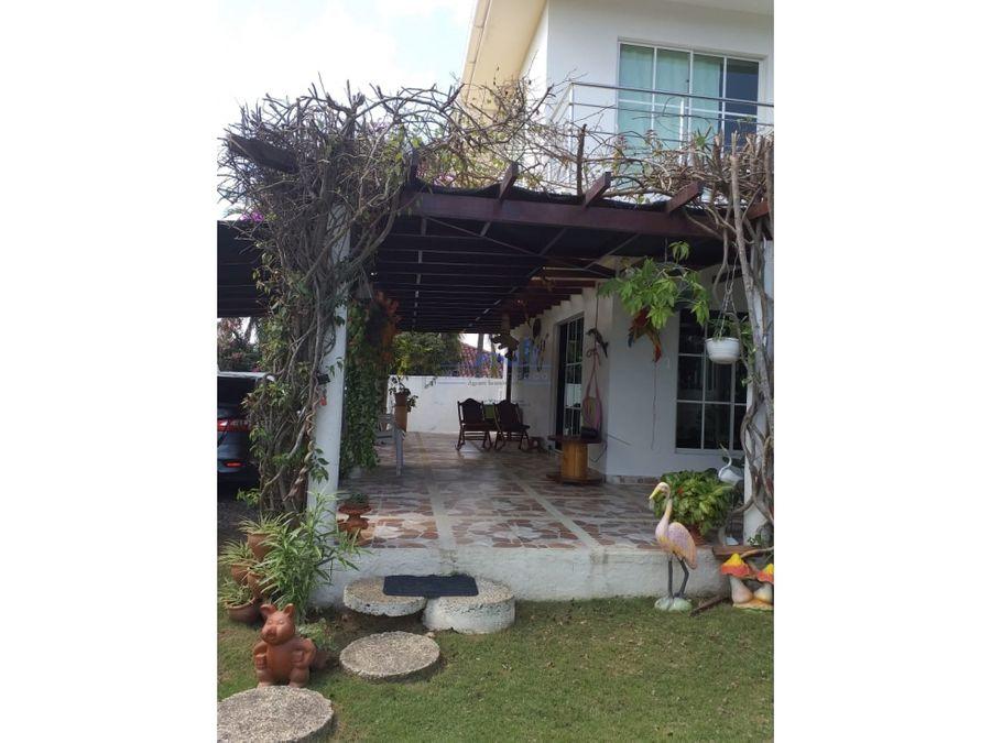 casa en venta cerca a la playa santa veronica juan de acosta