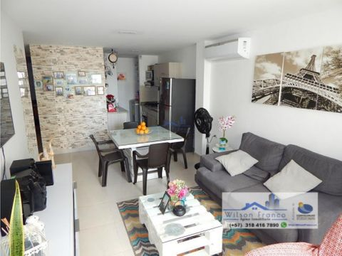 apartamento en venta sector el bosque cartagena