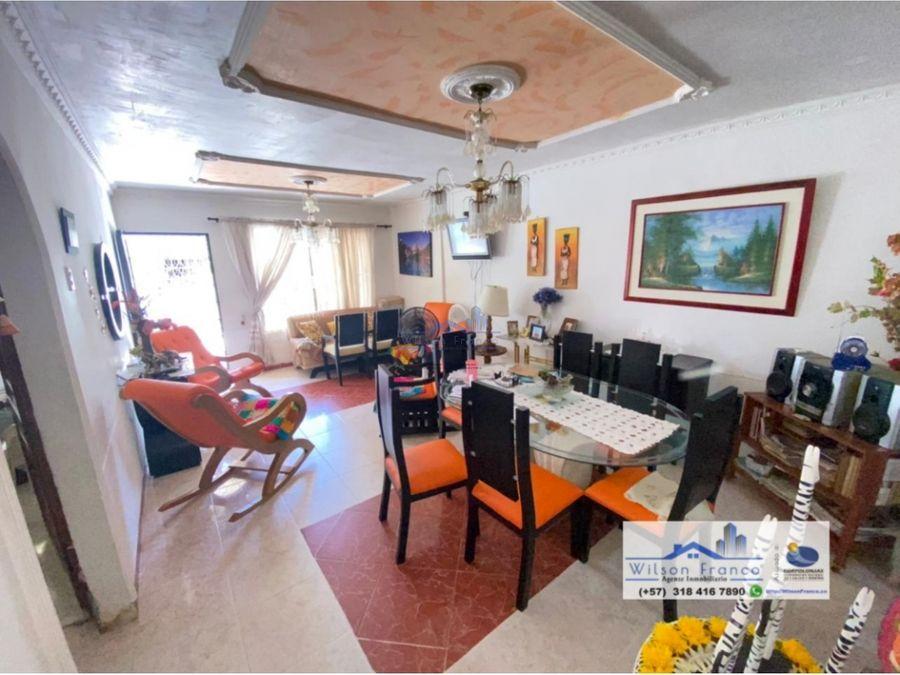 casa en venta barrio las gaviotas cartagena de indias