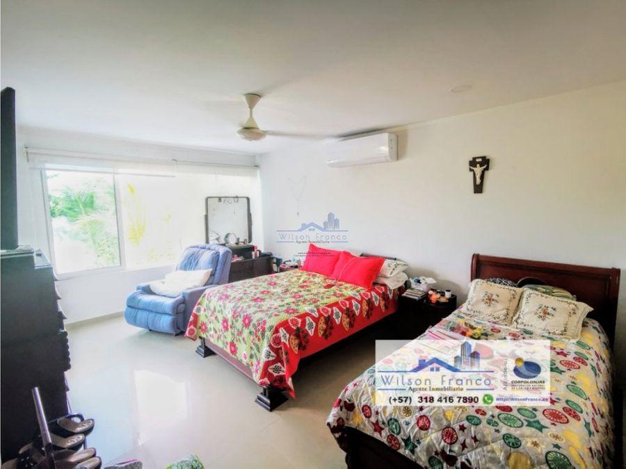 casa en venta condominio terranova cartagena