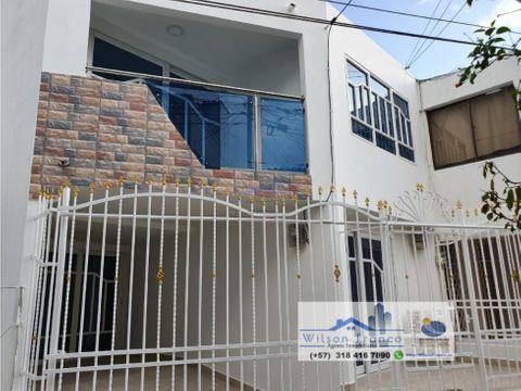 casa en venta barrio el socorro cartagena de indias
