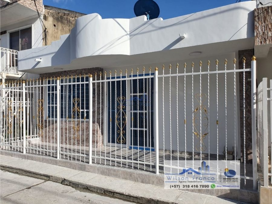 casa en venta urbanizacion la princesa cartagena
