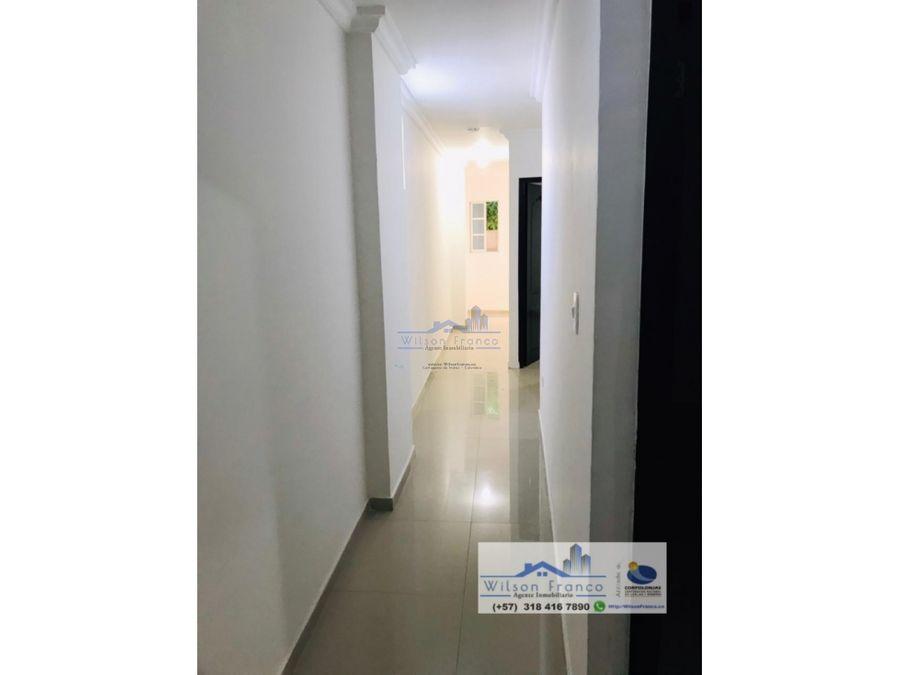 apartamento en venta barrio amberes cartagena