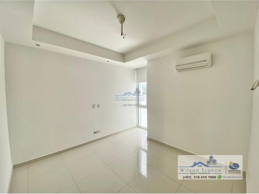 apartamento en cartagena condominio barceloneta zona norte