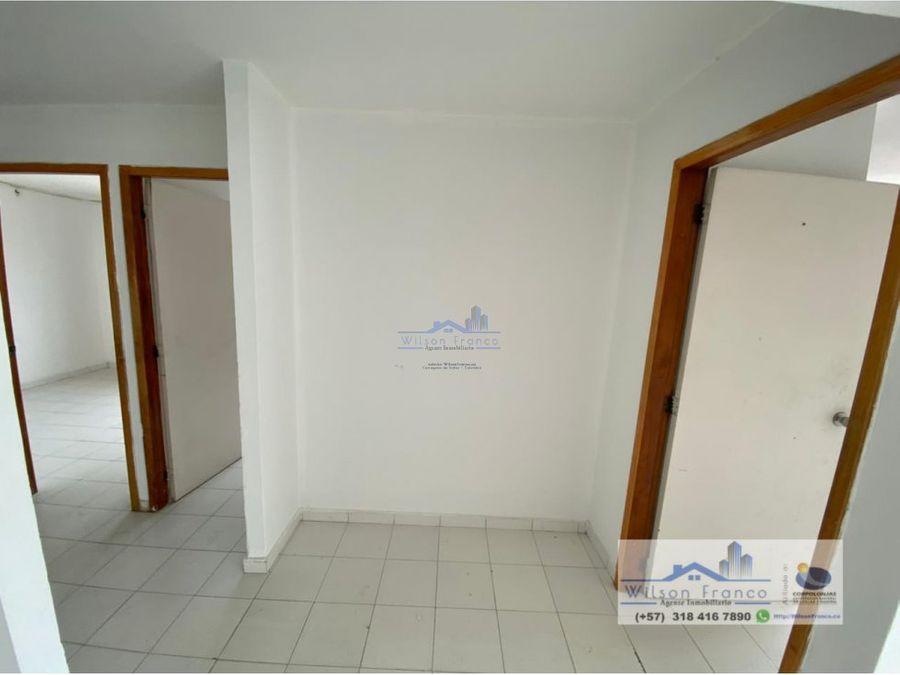 apartamento en venta conjunto cerrado alto bosque cartagena