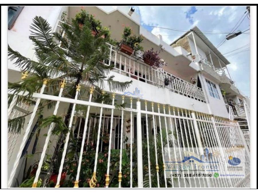casa en venta urbanizacion almirante colon cartagena de indias