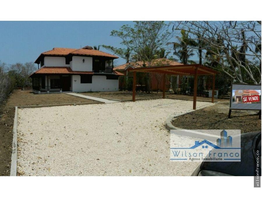 casa en venta terranova de indias cartagena